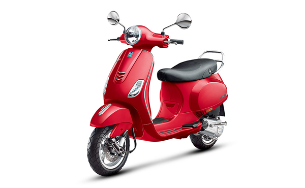 VESPA VXL 125 red