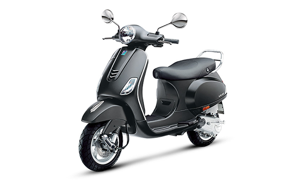 VESPA VXL 125 matt black