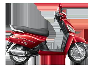 Mahindra-Gusto-DX 125